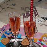 Cocktail avec ou sans alcool pour la Saint Valentin