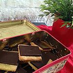 recette Biscuits au chocolat
