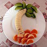 recette Ile en fruit