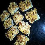 recette biscuits salés pour l'apéritif