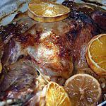 recette Epaule d'agneau aux épices et agrumes