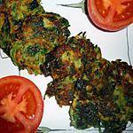 recette Röstis de légumes