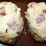 Pommes de terre farcis façon CH'TI