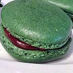 recette Macarons chocolat/éclats de pistaches, recette presque inratable!