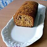 recette Le gâteau des sportifs : miel, noix et raisins