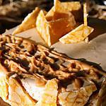 recette Bavarois Caramel beurre Salé et sa Nougatine