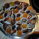 recette FRUITS DEGUISES