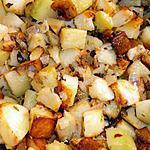 recette Pommes de terre rissolées au cumin