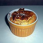recette soufflé léger fromage blanc vanille et ma compote d'abricot sec