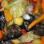 recette sauce poisson frit aux légumes