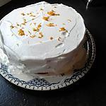 gâteau de savoie à la crème pâtissière de tonka