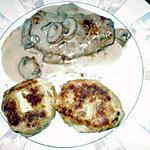 recette palets de pommes de terre