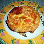 recette Tartelettes au saumon fumé et ciboulette