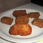 recette croquettes de riz au lait au chocolat et zeste d orange