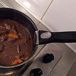 recette Boeuf bourguignon fait maison