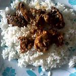 recette Poulet sauce d'huitre