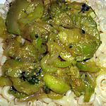 recette pate courgette curry