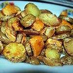 recette légumes anciens rôtis au four