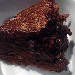 recette Brownie chocolat,amandes, noisettes