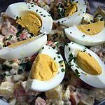 recette Macédoine ( mayo )