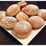 recette beignet fourré au nutella et confiture sans œuf sans lait