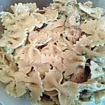 recette Pâte dinde bleu courgette