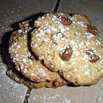 recette Cookies pralinoise-noix