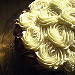 recette Layer Rose Cake 3 chocolats