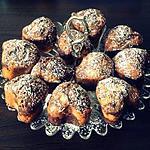 recette une recette pour des Muffin MARBRE individuel Au Pour un moule à cake classique 6/8 part.