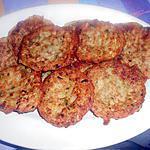 recette BEIGNETS DE ZUCCHINE  E  SEDANO (COURGETTES ET CELERI)