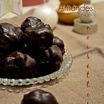 recette Rochers au Caramel beurre salé, Amandes et Noisettes