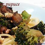 recette wok de légumes au miel