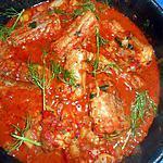 recette Saumonette a la provençale
