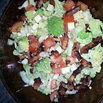 recette salade de chou romanesco