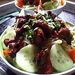 recette Salade thai