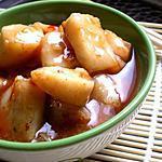 recette Poisson sauce aigre douce