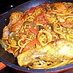 recette Paella au linguine