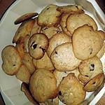 recette Cookies aux pépites de chocolat [Facile]