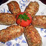 recette Croquette de sardines