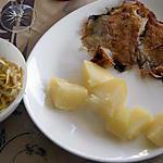 recette Aile de raie grillée