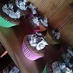 recette Cupcakes Oréos