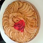 recette Tarte aux pommes de chef !