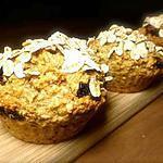 recette Muffins aux cranberries... 100% bio, 100% bon! Sirop d'agave - IG bas