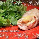 recette Saltimbocca de poulet au bacon