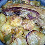 recette mes pommes de terre au four