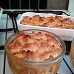 recette Crumble pommes/amandes