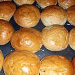recette mini pain pour hamburger