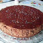 recette Gâteau mousse au chocolat