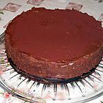 recette Gâteau mousse au chocolat délicieux
