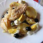 recette Morue aux pommes de terre